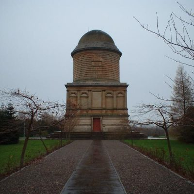 Hamilton Mausoleum